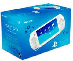 Sony PSP E1008 White