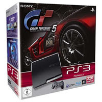 PlayStation 3 (320G)+Gran Turismo 5+Controller