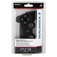 PS 3 Controller Wireless Dual Shock Black