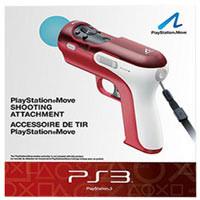 PS Move Motion Controller Gun Attachment