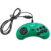 8-bit Controller Green 9р узкий разъем