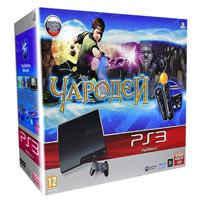 PlayStation 3 (320G)+Чародей+Starter Pack