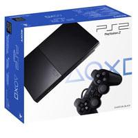 PlayStation 2 (90008) Black