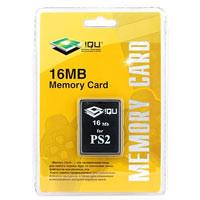 PS 2 Memory Card 16MB блистер (iQu)