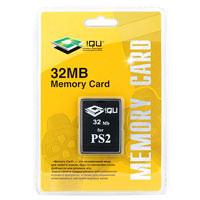PS 2 Memory Card 32MB блистер (iQu)