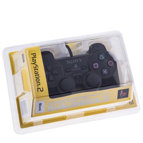 PS 2 Controller Analog Black (блистер)
