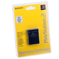 PS 2 Memory Card 8MB блистер