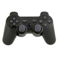 PS 3 Controller Wireless Dual Shock Black (no box)