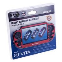 PS Vita Case Plastic Red