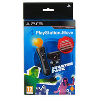 PS Move Starter Pack