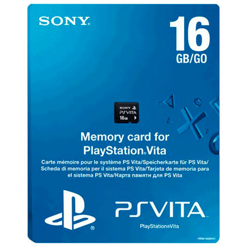 PS Vita Memory Card ORIGINAL (РСТ) 16G
