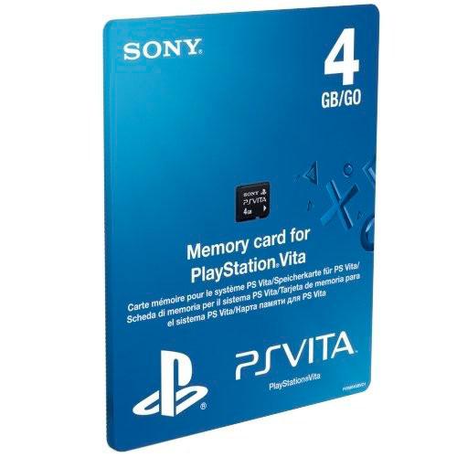 PS Vita Memory Card ORIGINAL (РСТ) 4G